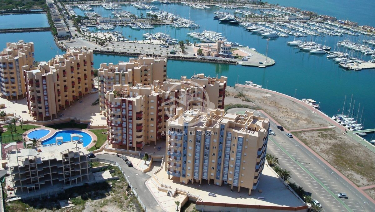 Apartamentos Miradores del Puerto 2-1