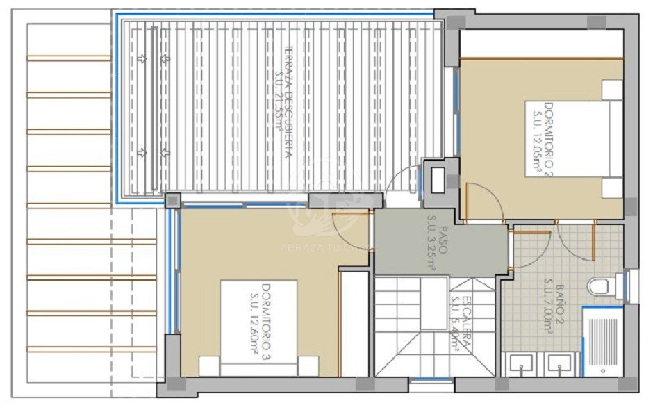 2020-12-05 17_28_17-03-PLANTA-PISO-TIPO_C-ROMERO.pdf en nog 2 andere pagina's - Persoonlijk - Micros