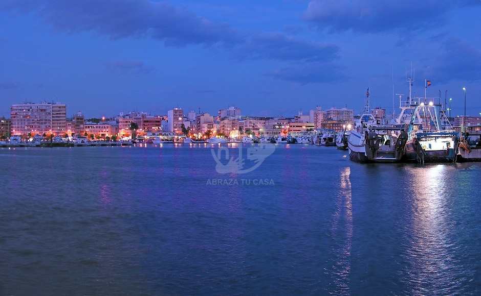 C11_Iconic_Gran Alacant_Puerto Pesquero noche