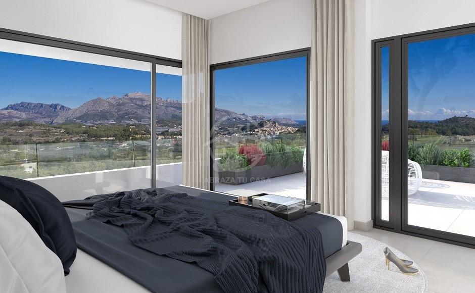 Polop villas -bedroom-infographic